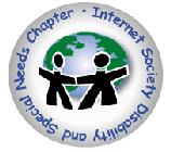 Capítulo de Discapacidad y Necesidades Especiales de la Internet Society.